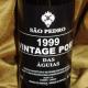 São Pedro Vintage Port 1999