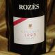Rozes Vintage Port 1995