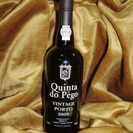 Quinta do Pégo Vintage Port 2009