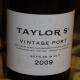 Taylor's Vintage Port 2009