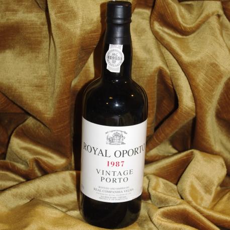 Royal Oporto Vintage Port 1987