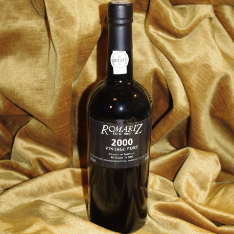 Romariz Vintage Port 2000