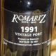 Romariz Vintage Port 1991