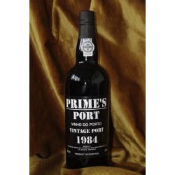 Prime's Vintage Port 1984