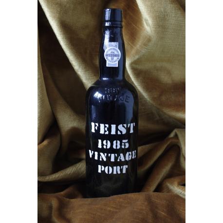 Feist Vintage Port 1985