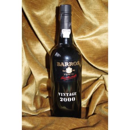 Barros Vintage Port 2000