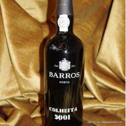 Barros Colheita 2001