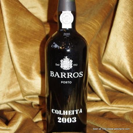Barros Colheita 2003
