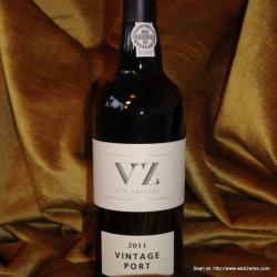 Van Zellers VZ Vintage Port 2011