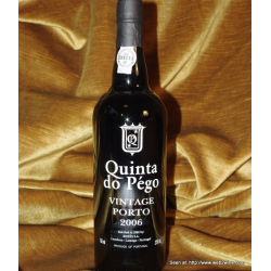 Quinta do Pégo Vintage Port 2006