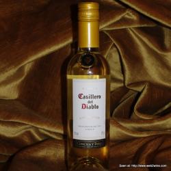Casillero del Diablo Late Harvest Sauvignon Blanc 2010