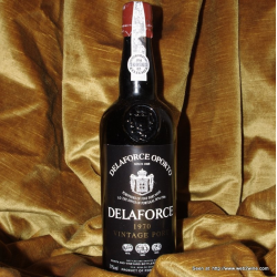 Delaforce Vintage Port 1970