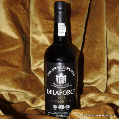 Delaforce Vintage Port 1994