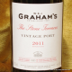 Graham's Vintage Port 2011 The Stone Terraces