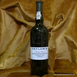 Taylor's Vargellas Vinha Velha Vintage Port 1997