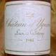 Château d'Yquem 1982