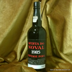 Quinta do Noval Vintage Port 1985