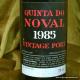 Quinta do Noval Vintage Port 1985