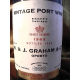 Graham's Vintage Port 1963