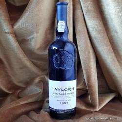 Taylor's Vintage Port 1997