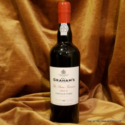 Graham's Vintage Port 2015 The Stone Terraces