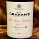 Graham's Vintage Port 2015 The Stone Terraces