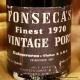 Fonseca Vintage Port 1970
