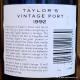 Taylor's Vintage Port 1992