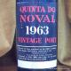 Quinta do Noval Vintage Port 1963