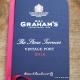 Graham's Vintage Port 2016 The Stone Terraces