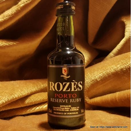 Rozes Reserve Ruby