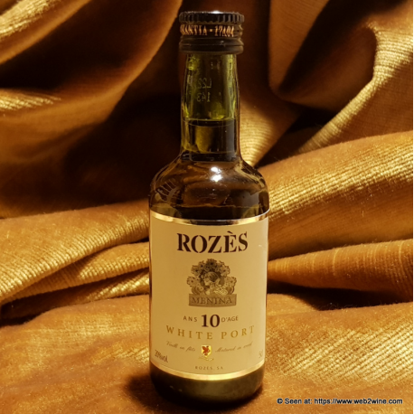 Rozes 10 Years Old White Port