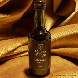 Quinta do Pego Vintage Port 2016