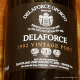 Delaforce Vintage Port 1992