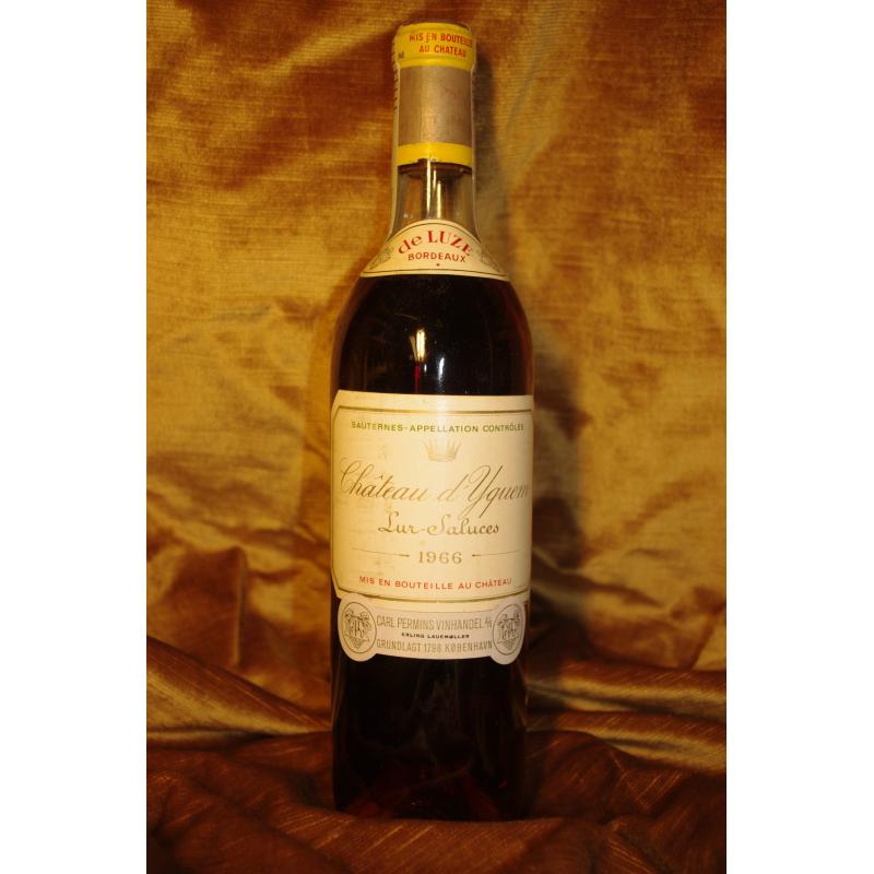 Ch 226 Teau D Yquem 1966 Web2wine Vintage Port Og Sauternes