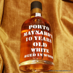 S. Leonardo 10 Years Old White Port